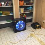 Moisture Machine Floor