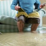 Water Flooding In Room